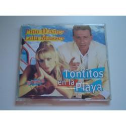 PINO D´ANGIO Y LOLA MASSEY. CD SINGLE