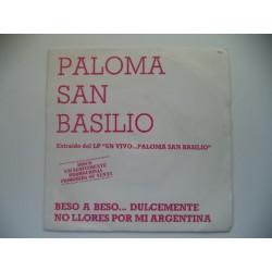 PALOMA SAN BASILIO. Promocional