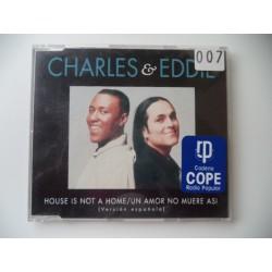 CHARLES & EDDIE. CD PROMOCIONAL
