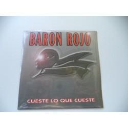 BARON ROJO.  Promo. NUEVO A ESTRENAR