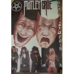 MOTLEY CRUE. POSTER
