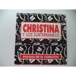 CHRISTINA Y LOS SUBTERRANEOS.   SINGLE PROMOCIONAL