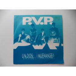 "P.V.P.  SINGLE 7"" PROMOCIONAL"