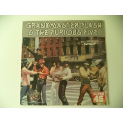 GRANDMASTER FLASH Y THE FURIOUS FIVE
