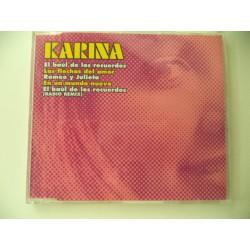 KARINA. CD PROMOCIONAL