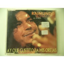 RAIMUNDO AMADOR.  CD PROMOCIONAL