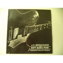 J.C. BROUCHARD Y BIFF BANG POW