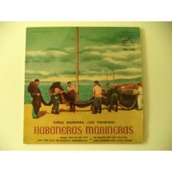 LOS TIBURONES. HABANERAS MARINERAS