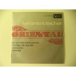 FERRANTE Y TEICHER
