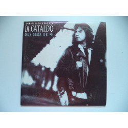 MASSIMO DI CATALDO.  CD SINGLE