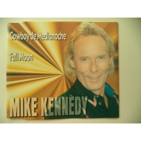 MIKE KENNEDY. CD PROMOCIONAL