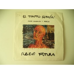 "RADIO FUTURA.  SINGLE 7"" PROMOCIONAL"