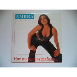AMBRA. CD PROMOCIONAL