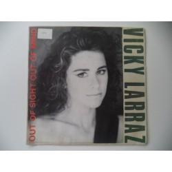 VICKY LARRAZ. Promocional